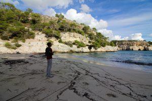 Smukke strande langs sydkysten (Menorca)